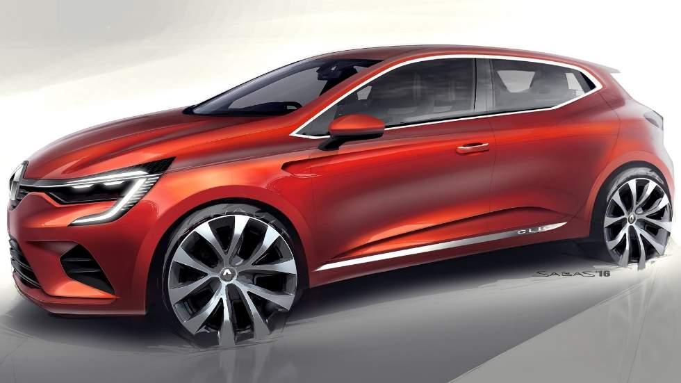 Renault podría lanzar otro SUV junto al Captur, con la base del nuevo Clio