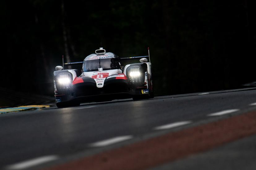 24H de Le Mans: Fernando Alonso partirá desde la segunda posición
