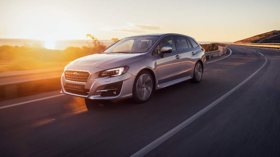 Subaru Levorg 2019: precios y datos de gama del nuevo familiar