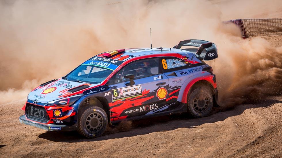 Rally de Italia Cerdeña 2019: ¡victoria de Dani Sordo!