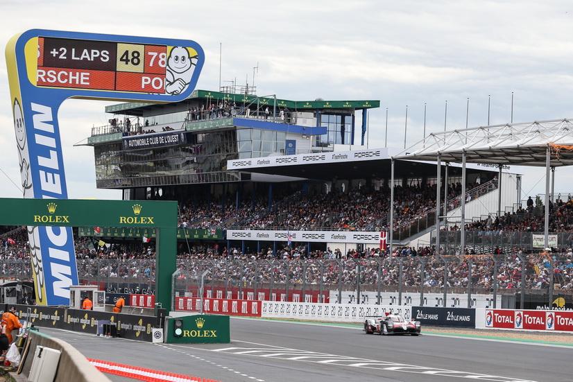 24 de Le Mans: los Toyota sigue sin rivales