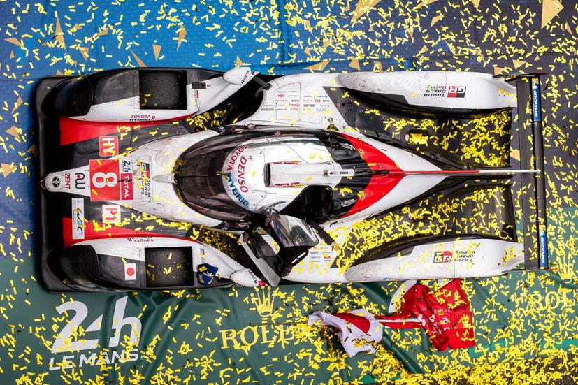 24H de Le Mans: Alonso campeón del WEC y vencedor por segunda vez de Le Mans