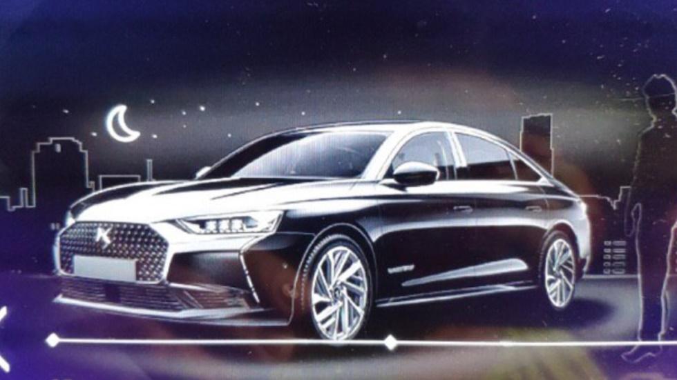 DS 8 2020: la nueva berlina para competir con Serie 5, A6 y Clase E
