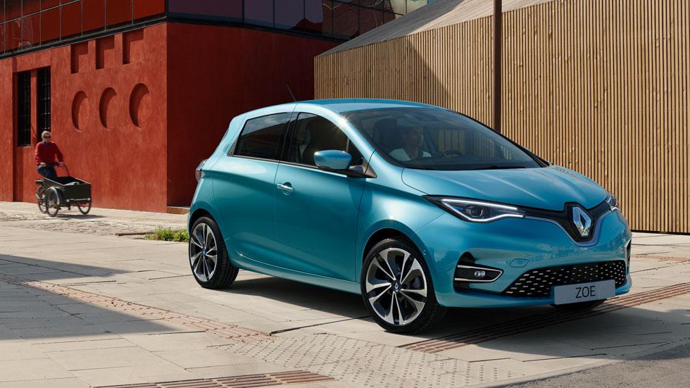 Nuevo Renault ZOE Z.E. 50: más potente, interior de Clio y 390 km de autonomía