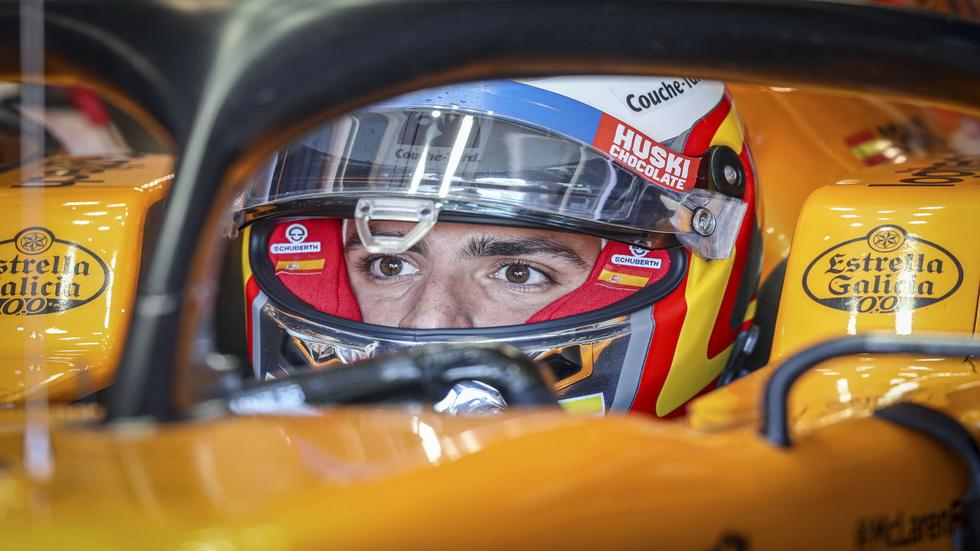 GP de Francia de F1: Sainz es séptimo del mundial de pilotos