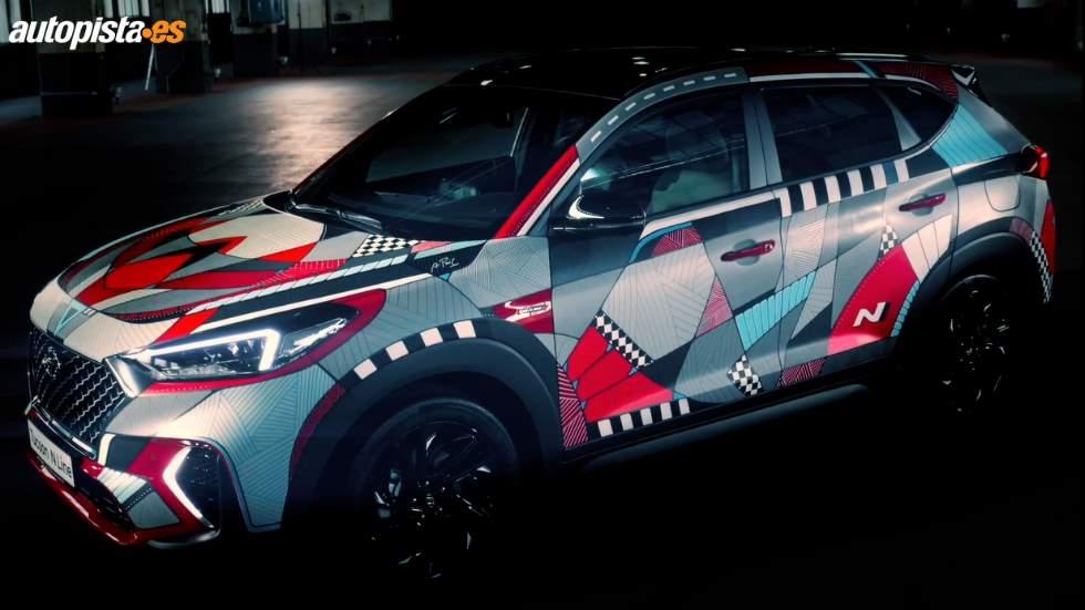 Hyundai Tucson N Line: así es el nuevo SUV deportivo, en VÍDEO