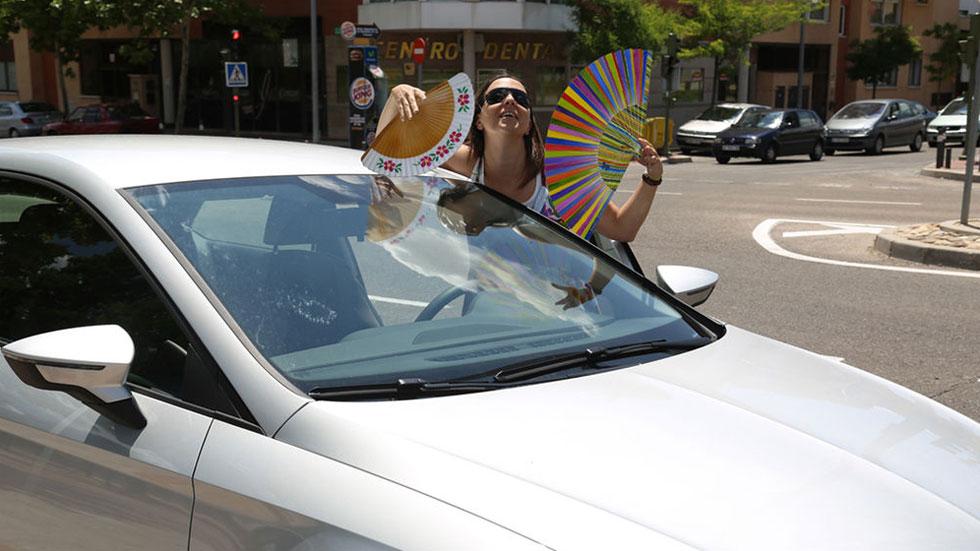 Cómo proteger tu coche (y a ti) del sol, del calor y las altas temperaturas