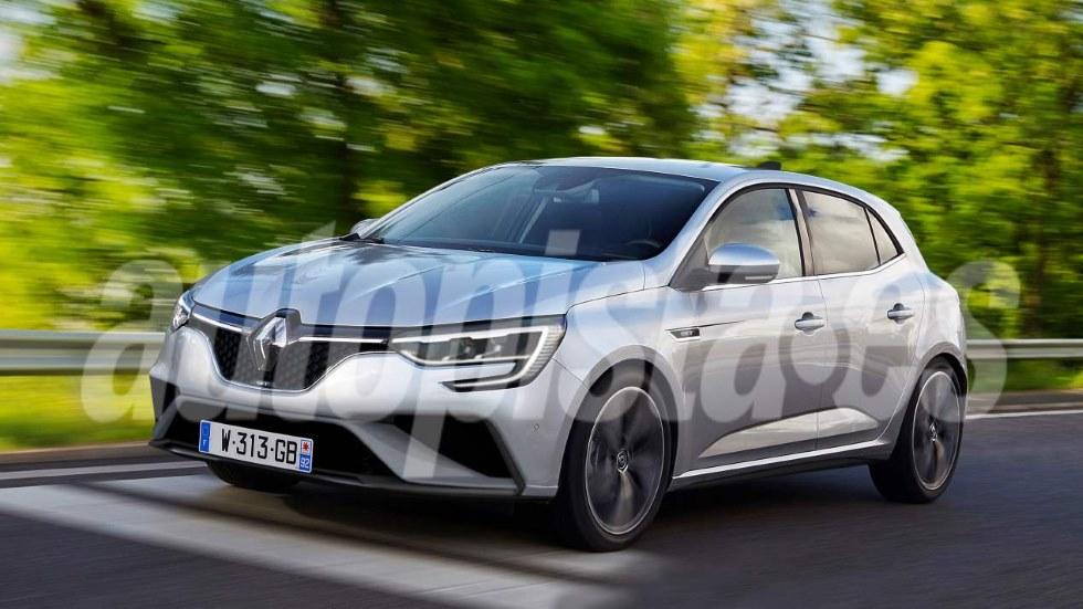 Renault Mégane 2020: así será el nuevo compacto, también híbrido enchufable