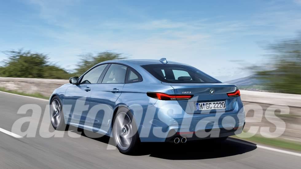 BMW Serie 2 Gran Coupé 2020: primeros datos e imágenes de la nueva berlina deportiva