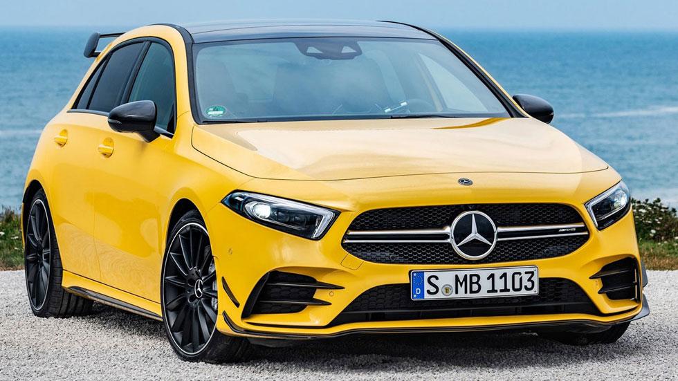 Mercedes-AMG A 35 y CLA 35: precios para España de los nuevos deportivos
