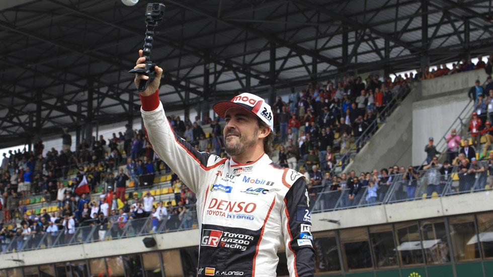 Fernando Alonso tendrá su propio documental en Netflix
