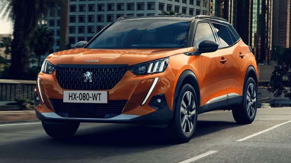 Peugeot 2008 2020: todos los datos y fotos oficiales del nuevo SUV