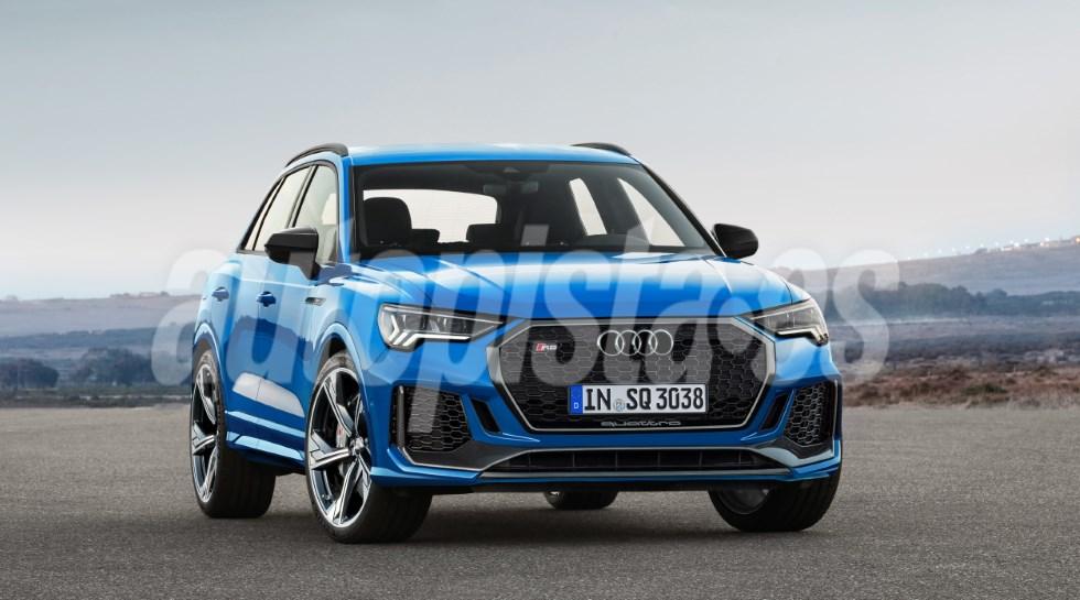 Audi RS Q3 2019: así es el nuevo SUV deportivo y así rueda en Nürburgring