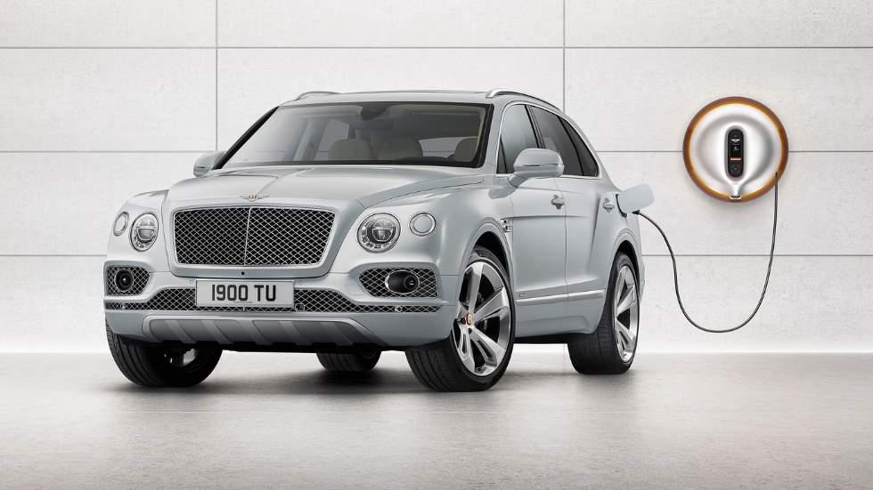 Bentley también electrificará todos sus modelos: éstos son sus planes