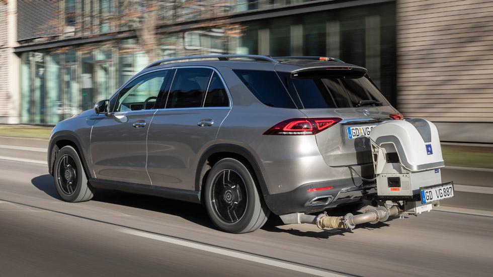 Los Mercedes diésel más limpios: todos los que ya cumplen la norma Euro 6d