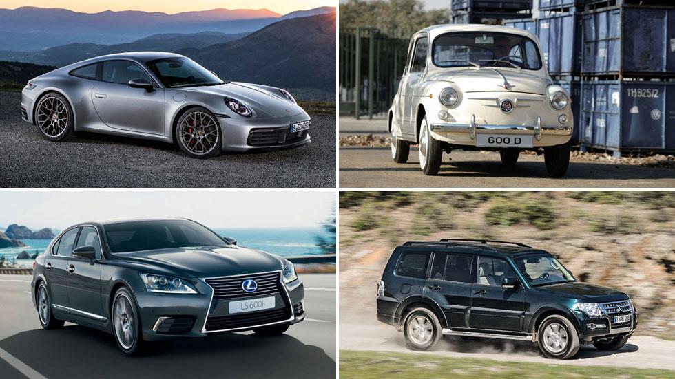 Los coches privados de los diputados del Congreso en España: cuáles son y curiosidades