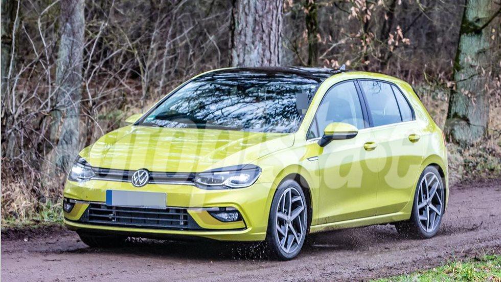 Volkswagen Golf 8 2020: primeras fotos reales y más datos del nuevo compacto