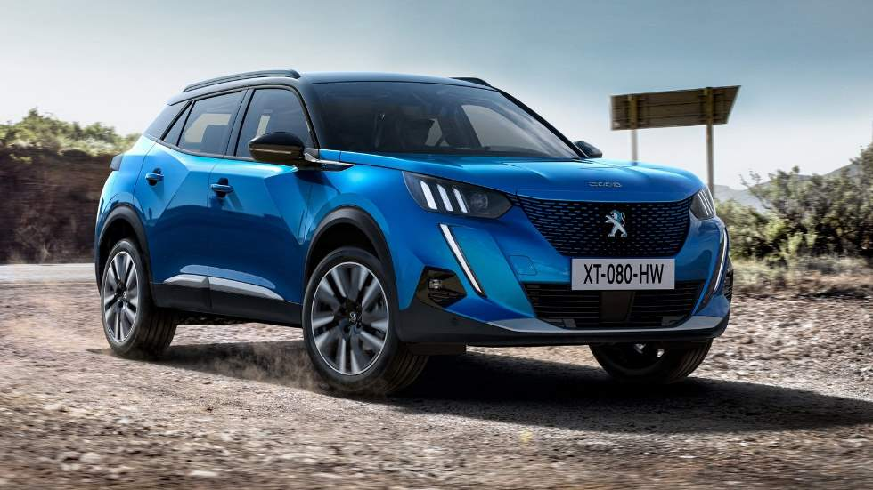 Peugeot e-2008 2020: todas las claves del nuevo SUV eléctrico