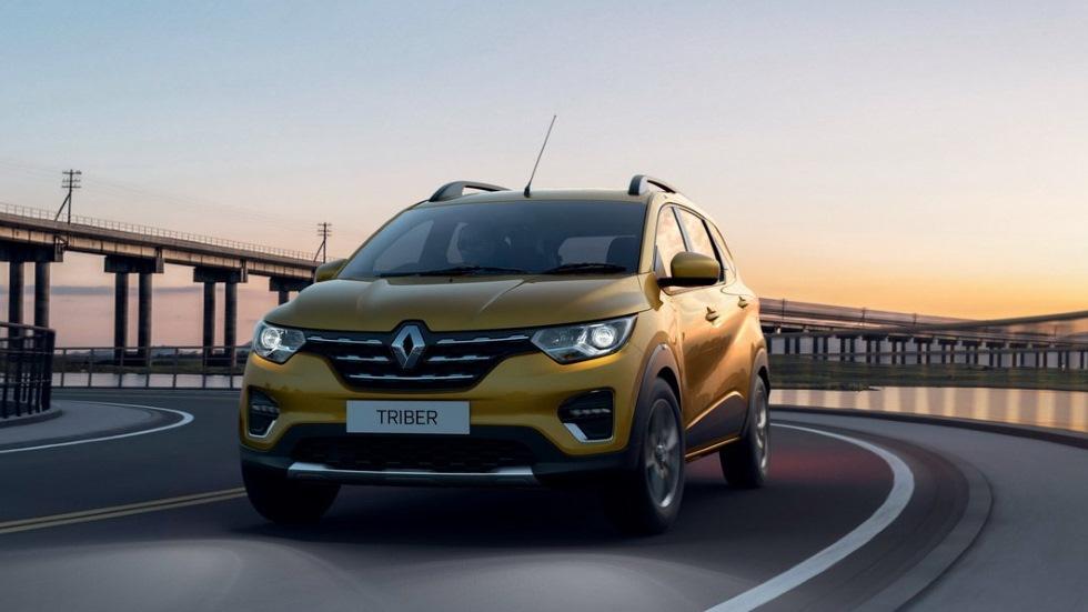 Renault Triber: datos, fotos y vídeo del increíble nuevo SUV de 7 plazas… ¡y menos de 4 metros!