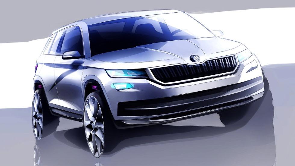 Skoda Kodiaq 2020: así se renovará el SUV en los próximos meses