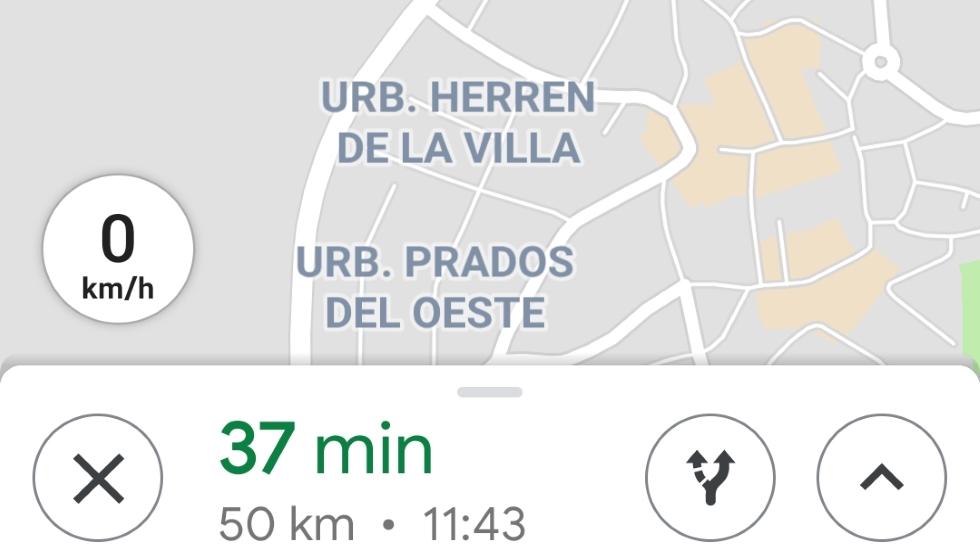 Google Maps estrena velocímetro: conoce tu velocidad real y el límite, y evita multas