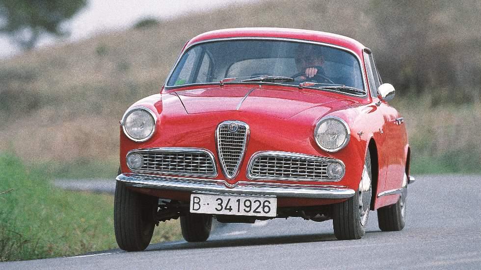 Alfa Romeo Giulietta y Giulia Sprint: dos deportivos clásicos de referencia