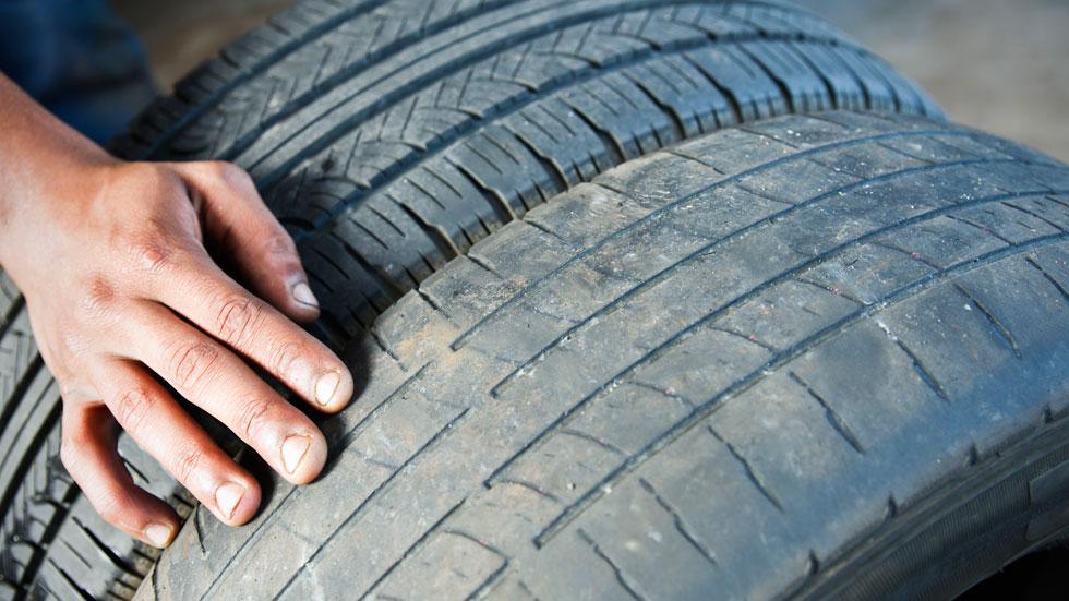 Neumáticos de segunda mano: estos son los peligros a los que te enfrentas