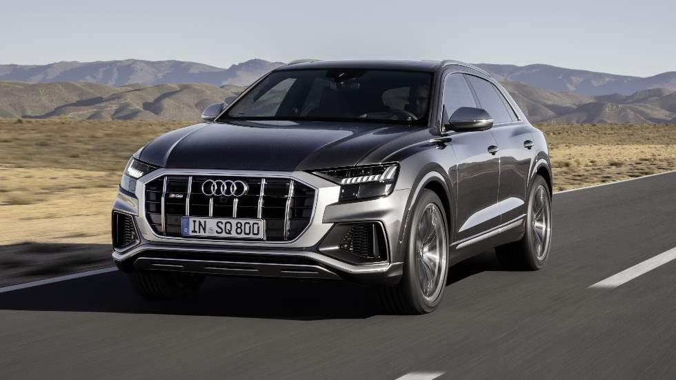Oficial: nuevo Audi SQ8, el SUV más potente de Audi es diésel