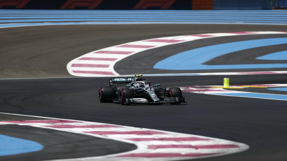 GP de Francia de F1 (FP3): siguen dominando los Mercedes