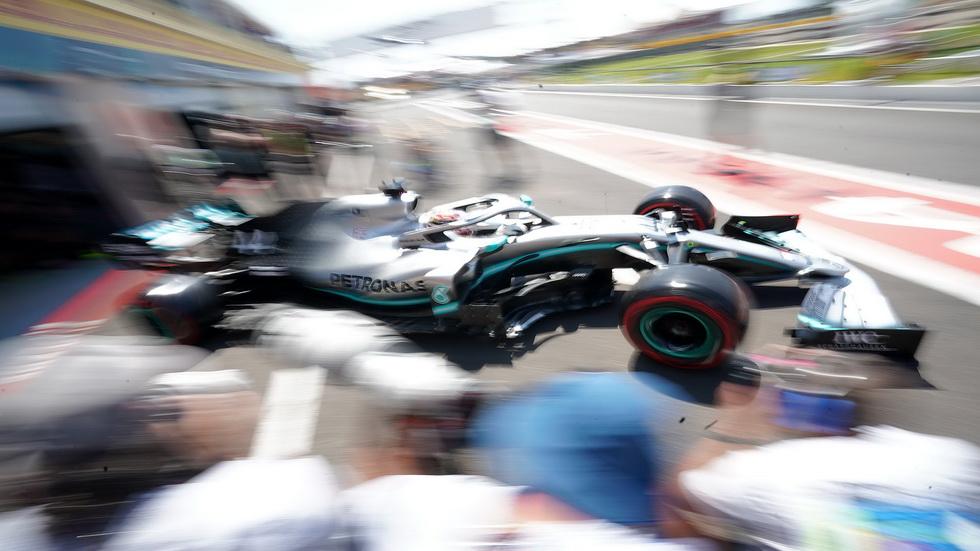 GP de Francia de F1: 86ª pole position para Hamilton y Sainz sexto