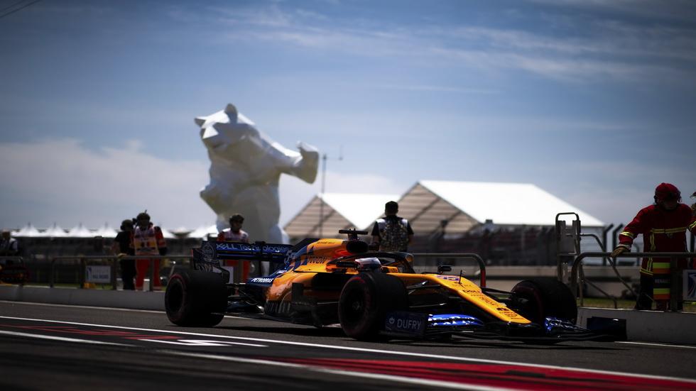 GP de Francia de F1: magnífico sexto puesto de Sainz en calificación