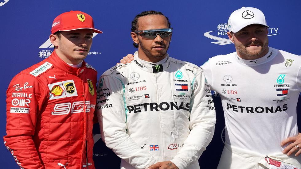GP de Francia de F1: así queda la parrilla de salida