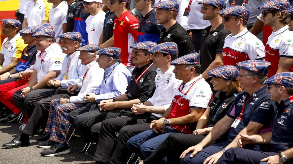 GP de Francia de F1: ¡Feliz cumpleaños Sir Jackie Stewart!