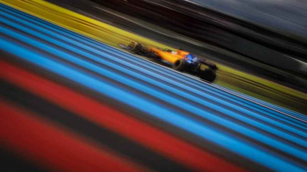 GP de Francia de F1: Sainz termina sexto tras una gran carrera