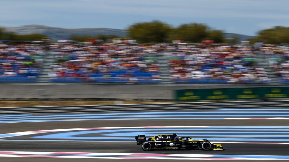 GP de Francia de F1: 10 segundos de penalización a Ricciardo