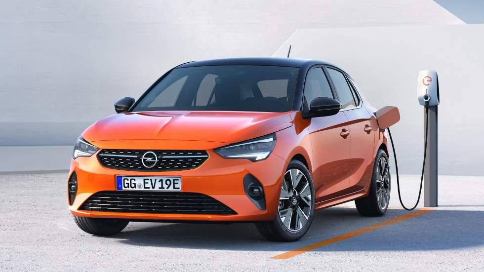 Opel Corsa e-GSi: primeros datos del nuevo deportivo eléctrico