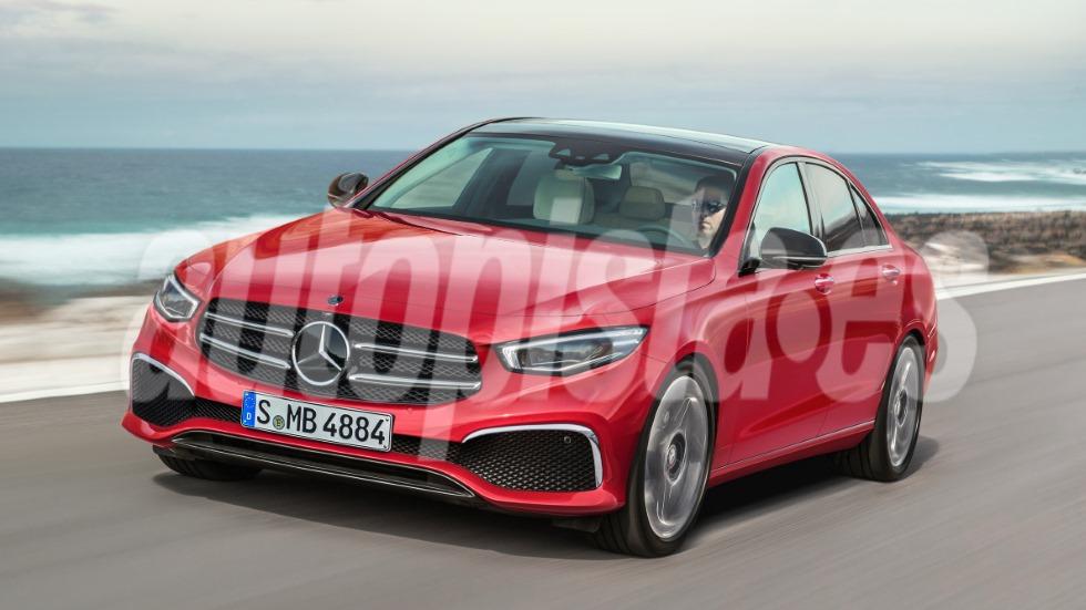 Mercedes Clase C 2020: así se renueva la berlina frente a los nuevos Serie 3 y A4