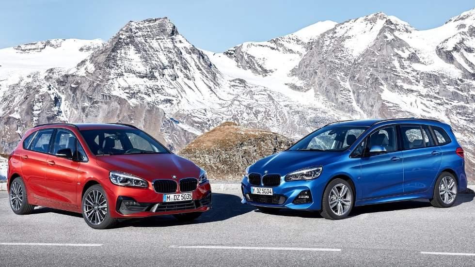 BMW eliminará en su gama los monovolúmenes Serie 2 Active Tourer y Gran Tourer