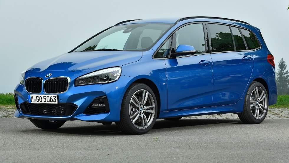 BMW eliminará en su gama el monovolumen Serie 2 Gran Tourer de 7 plazas