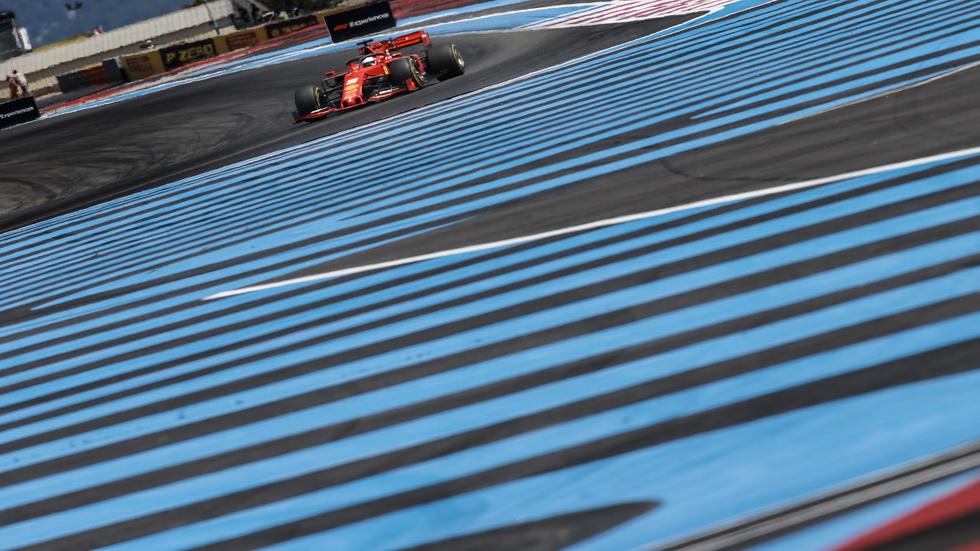 GP de Francia de F1: algunas cifras interesantes de este pasado fin de semana