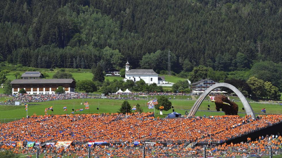 GP de Austria de F1: sin descanso, otro Gran Premio