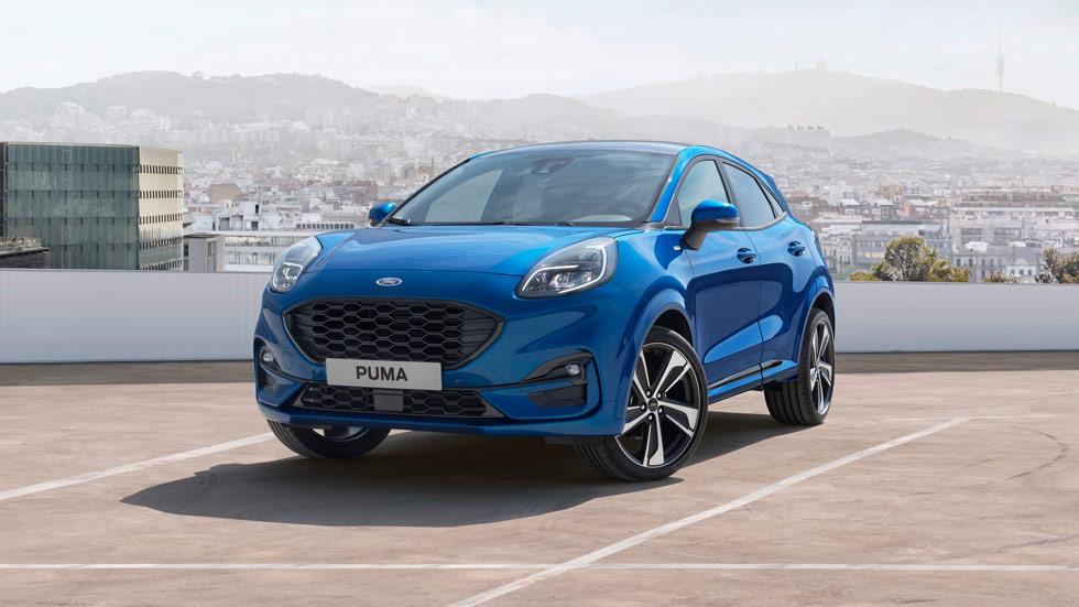 Ford Puma: todos los secretos del nuevo SUV urbano