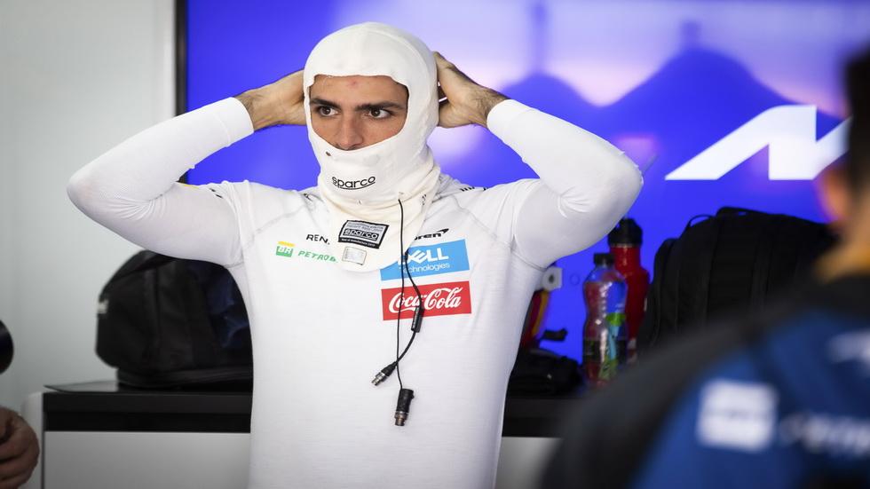 GP de Austria de F1: Sainz es séptimo del mundial