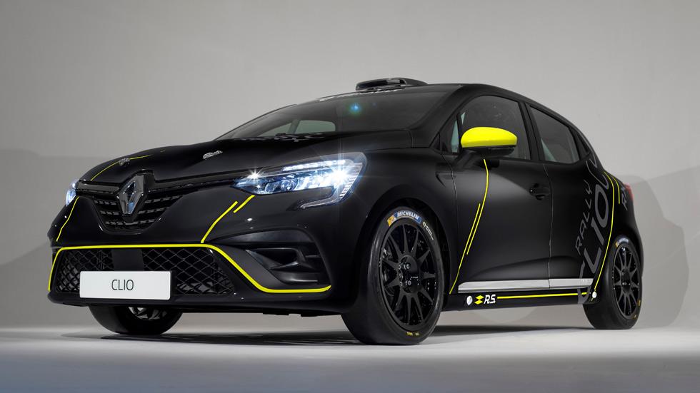 Renault Clio Sport Racing: Cup, Rally y RX, las tres versiones deportivas (vídeo)