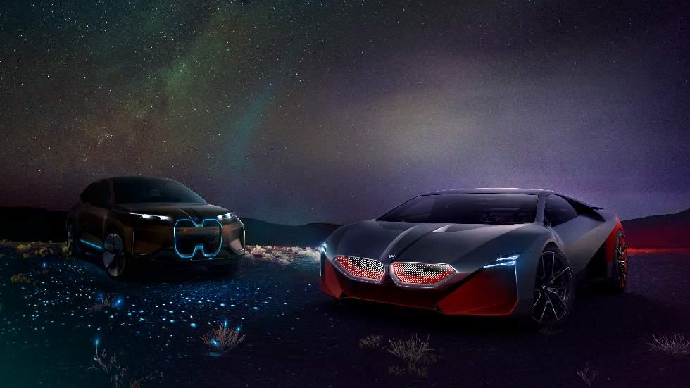 BMW Vision M Next y todos los planes eléctricos de la marca