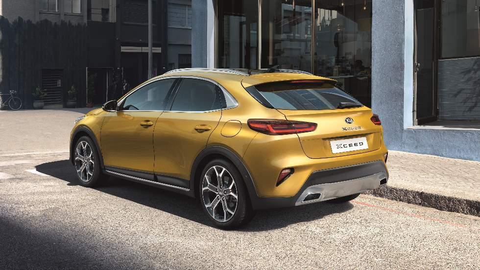 Kia XCeed 2019: todos los datos y fotos oficiales del nuevo SUV