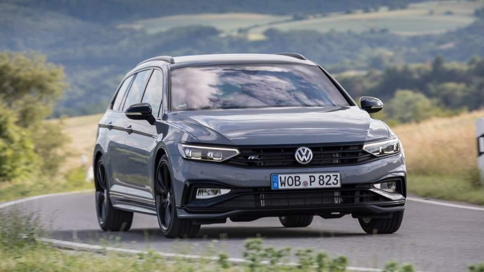 VW Passat 2019: prueba y análisis del Passat más eficiente y tecnológico