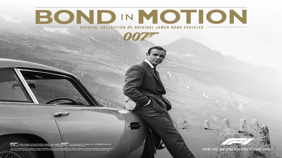 GP de Austria de F1: el regreso de James Bond