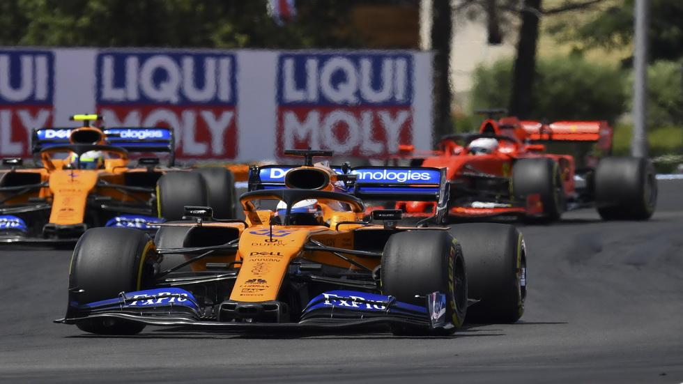 GP de Austria de F1: Sainz podría penalizar este fin de semana