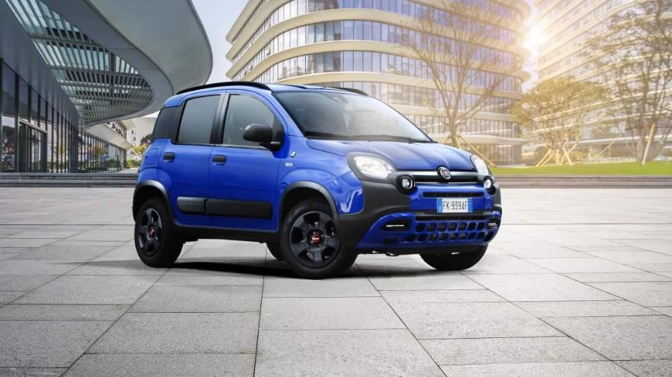 Fiat Panda Waze 2019: así es el nuevo utilitario italiano